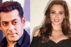 سلمان خان کا لولیا ونٹر کی پہلی بالی وڈ فلم ''رادھا کیوں گوری میں کیوں ..