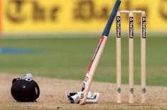 قائداعظم کرکٹ ٹرافی، راولپنڈی نے پی ٹی وی کو 10 وکٹوں سے ہرا دیا، توثیق ..