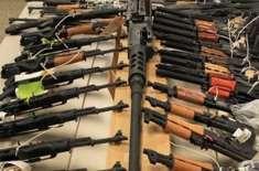 غیر ممنوعہ بور کے اسلحہ لائسنسوں کی تجدید کی تاریخ میں 31 اکتوبر تک توسیع