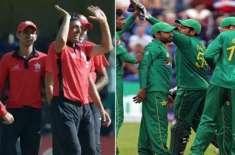 ایشیا کپ؛ پاکستان آج اپنا پہلا میچ ہانگ کانگ کے خلاف کھیلے گا