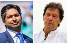عمران خان کی طرح سیاست میں آنے کا کوئی ارادہ نہیں،لیجنڈری کرکٹر کا ..