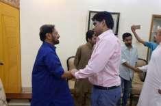 تحریک انصاف نے عمران شاہ کی سزا کا فیصلہ کر لیا