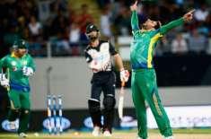 پاکستان اور نیوزی لینڈ اے کرکٹ ٹیموں کے درمیان آخری اور فیصلہ کن ون ..