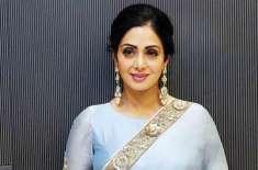 لیجنڈ اداکارہ سری دیوی کی موت حادثے کی وجہ سے نہیں بلکہ انہیں قتل کیا ..