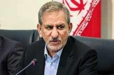 ایرانی نائب صدر اسحاق جہانگیری کورونا وائرس کا شکار ہو گئے