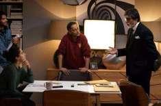 فلم ''بدلہ '' کی عکسبندی مکمل