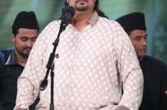 ٹارگٹ کلنگ کا شکار معروف قوال امجد صابری کی دوسری برسی منائی گئی