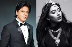 شاہ رخ خان گلوکارہ راجا کماری کے مداح نکلے