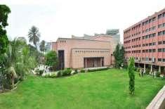 اوپن ایئر تھیٹر آرٹ کونسل کراچی میں اسٹیج ڈرامہ ''بکرا ڈرامے باز ..