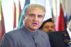 پاکستان کے پیش کردہ جذبہ خیر سگالی پربھارت کی جانب سے پیچھے ہٹنے پر ..
