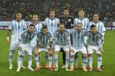 ورلڈ کپ میں مایوس کن کارکردگی، ارجنٹائن نے باہمی اتفاق سے مینجر جارج ..
