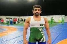 واپڈاریسلر عنایت اللہ نے تیسری سمر یوتھ اولمپک گیمز میں پاکستان کے ..