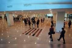 نیوایئرپورٹ پر کسٹمزحکام نے کام کرنے سے انکارکر دیا