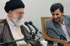 محمود احمدی نژاد کی اپنے معاون حمید بقائی کو دوران حراست نا مناسب حالت ..
