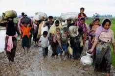 بنگلہ دیش سے روہنگیا مسلمانوں کی جبراً واپسی روکنے کا مطالبہ