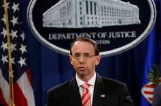 امریکی انتخابات کی ہیکنگ، 12 روسی جاسوسوں پر فرد جرم عائد