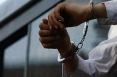 ریاض میں ڈکیتی کی وارداتوں میں ملوث پاکستانی ساتھیوں سمیت گرفتار