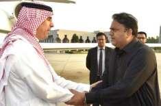سعودی عرب اور پاکستان کے درمیان دوستانہ اور تاریخی تعلقات قائم ہیں،