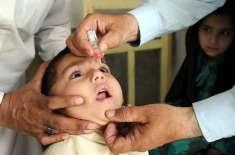 افغانستان کا پولیو وائرس راولپنڈی میں ہونے کا انکشاف
