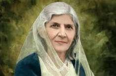 مادر ملت محترمہ فاطمہ جناح کا125واں یوم پیدائش 30جولائی کو ملک بھر میں ..