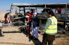 مستونگ خودکش حملہ آور کی شناخت کرلی گئی، آئی جی بلوچستان