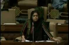 خاتون رکن سندھ اسمبلی نے 40 ہزار ٹن گندم افغانستان بھیجنے پر حکومت کی ..