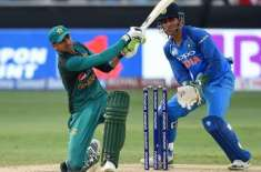 Pakistan 237/7 in 50 overs