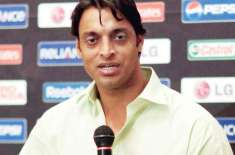 pakistan team did not had a leader for pacers: shoaib akhtar