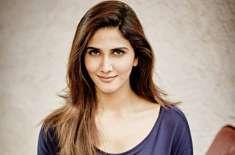 بالی وڈ اداکارہ وانی کپور نئی فلم کیلئے منتخب