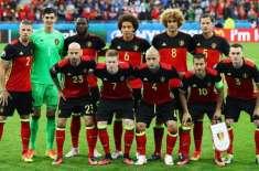 فیفا فٹبال ورلڈ کپ ، اعدادوشمار میں بیلجیئم کی ٹیم سرفہرست