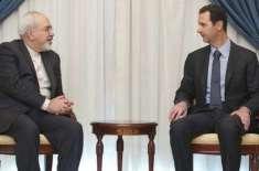 امریکی دباؤ کے باوجود ایران کاشام میں فوجی موجودگی برقرار رکھنے کا ..
