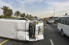 دُبئی:منی بسوں پر پابندی کے لیے آوازیں اُٹھنے لگیں