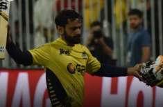 Mohammad Hafeez parts ways with Peshawar Zalmi