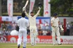 سری لنکا اور انگلینڈ کے درمیان دوسرا کرکٹ ٹیسٹ میچ کل سے شروع ہو گا