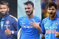 ہرڈک پانڈیا، شیردل ٹھاکر اور اکثر پٹیل فٹنس مسائل کے باعث ایشیا کپ ..