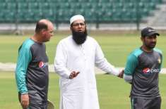 right now we have no alternative of sarfraz as captain: inzmam ul haq