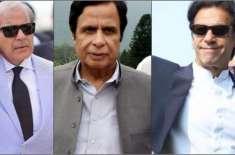 عام انتخابات میں برتری حاصل کرنے والی جماعت پی ٹی آئی کے سیاسی رابطے