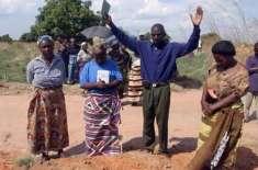 زیمبیا میں ہیضے سے بچاؤ کے لیے ایک ہفتے تک دعائیں کرنے کے ساتھ روزے ..