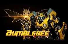 سائنس فکشن ایڈونچر فلم ''بمبل بی'' کی نئی جھلکیاں جاری کر دی گئیں