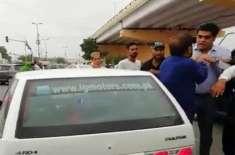 شہری تشدد کیس میں پی ٹی آئی ایم پی اے عمران شاہ نے جواب جمع کرا دیا