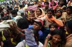 بنگلہ دیش نے روہنگیا مہاجرین کی واپسی منسوخ کر دی،بنگالی کمیشنر برائے ..