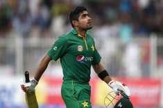 پہلا ٹیسٹ، پاکستانی ٹیم پہلی اننگز میں 227 رنز بنا کر آئوٹ، بابر اعظم ..