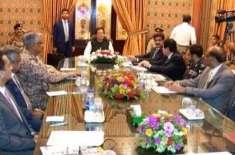 وزیراعظم کی گرین لائن بس منصوبہ فوری مکمل کرنےکی ہدایت