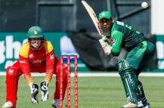 zimbabwe batting first