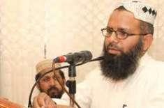 توہین رسالت ایکٹ میں ترمیم ناقابل برداشت ہے'ڈاکٹرراغب نعیمی
