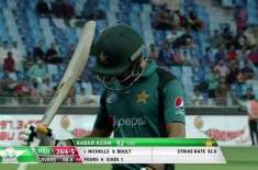 Babar Azam missed the record for being the FASTEST to 9 ODI Centuries (jointly with Hashim Amla who took 52 innings)