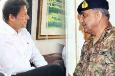 عمران خان چھ ماہ میں آرمی چیف جنرل قمر باجوہ کو ایکسٹینشن دے دیں گے