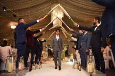 new trend in weddings of cricket lovers