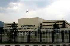 سینیٹ کی قائمہ کمیٹی برائے آبی وسائل کا پنجاب سے محکمہ آبپاشی کے افسران ..