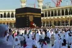 مکّہ: رواں سیزن عمرہ ویزوں کے اجراء میں پاکستانی بدستور سرفہرست